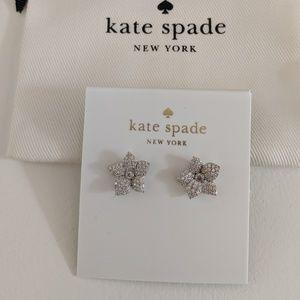 *NEW* Kate Spade flower earrings